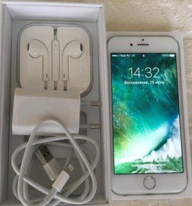 iPhone 6 на 64Gb НЕвосстановленный
