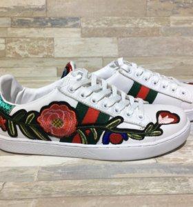 Кроссовки Gucci