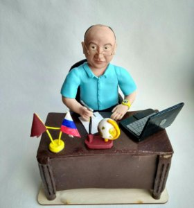 Портретная статуэтка