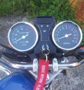 Мотоцикл Virago Irbis 110
