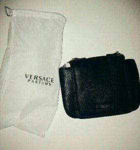 Versace сумка-клатч, новая
