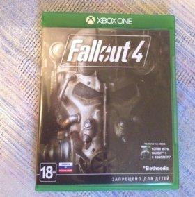 Fallout 4 na xbox one
