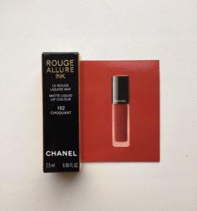 Новая помада Chanel Rouge Allure Ink 152