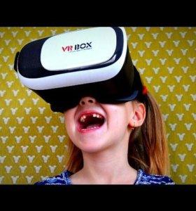 Очки виртуальной реальности для взрослых и детей