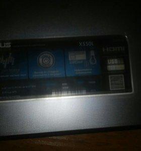 Продам ноутбук Асус x550L