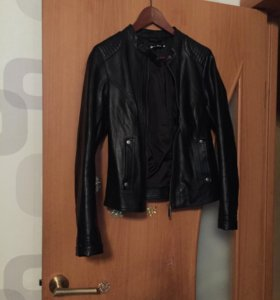 """Куртка из кожзаменителя """"Jennyfer"""""""