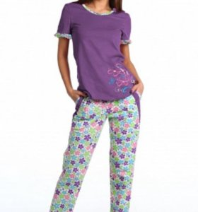 Пижамы кулирка