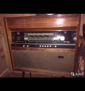 Радиомагнитофон
