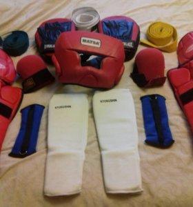Комплект для занятий карате