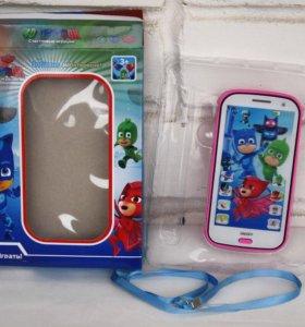 Телефоны детские супер герои