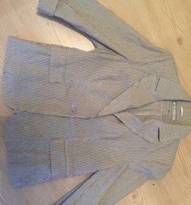Итальянский пиджак легкий
