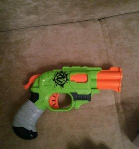 Коллекция нёрф пистолетов