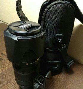 Nikon AF-S NIKKOR 70-200 1:2,8G II ED