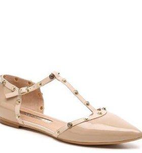 Туфли балетки Audrey Brooke
