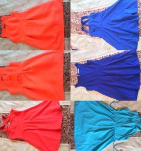 Платья 46-48 размер