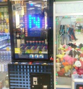 Призовой автомат с игрушками