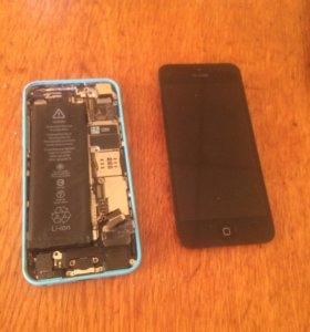 Запчасти iPhone 5c
