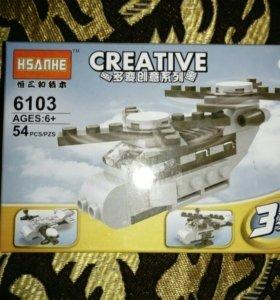 Лего конструктор