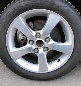 Литые диски от Mazda R16 и другие японские авто