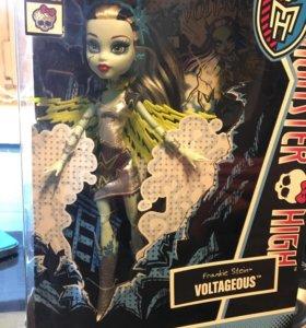 Кукла Monster High, Френки Штейн, супергерои