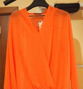 Блузка новая XL