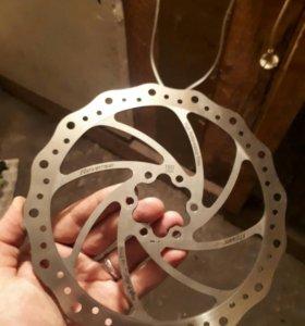 Тормозной диск Reverse discrotor steel 180