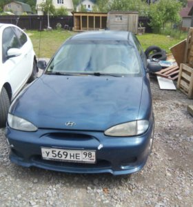 Hyundai accent 1999г.в.