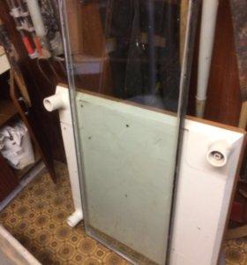 Стеклопакеты балконной двери