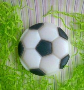 Мыло сувенирное футбольный мяч