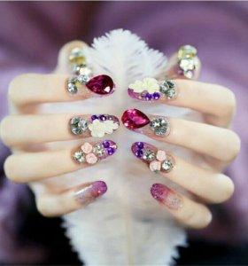 Изысканные ногти