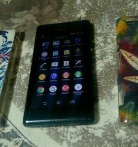 Sony Xperia c1905 +2чехла в подарок,возможен обмен
