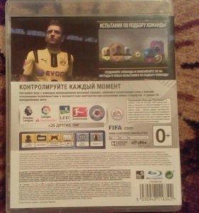Продаю Fifa 17 на (PS3)