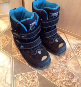 Мембранные ботинки Капика