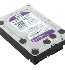 Western Digital 4Tb 3.5