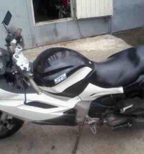 Мотоцикл leike