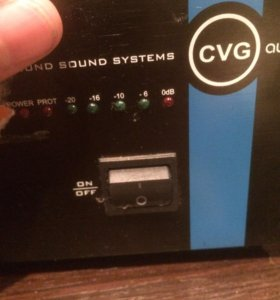 cvg audio at-30