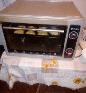 Печь дельта