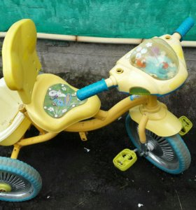 Велосипед смешарики