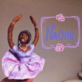 Игрушечная балерина