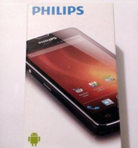 Телефон Philips Xenium W8510 под ремонт