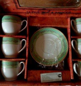 Набор керамический чайный/кофейный
