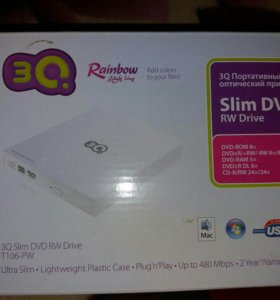 Slim DVD RW Drive