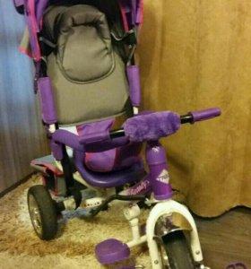 Детский трёх колёсный велосипед