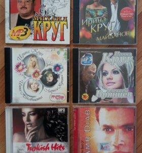 CD диски,цена договорная.
