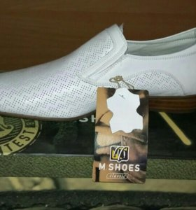 Новые туфли M-SHOES