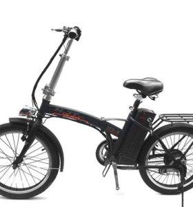 "Электровелосипед NAKTO 20"" складной белый"