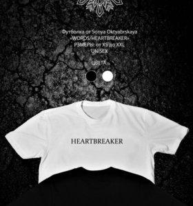 Футболка Heartbreaker
