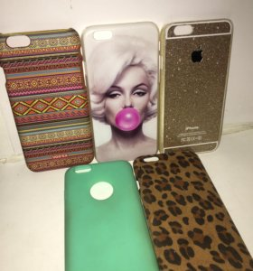 Чехлы iPhone 6 - 6s