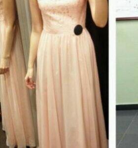 Платье в пол Zarina
