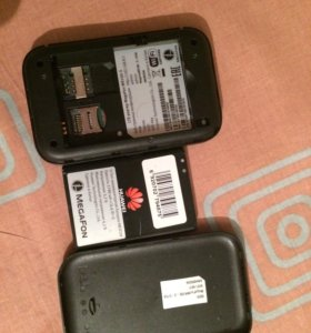 4G Wifi мобильный роутер мегафон